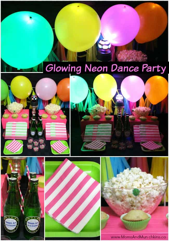 School Dance Decoration Ideas