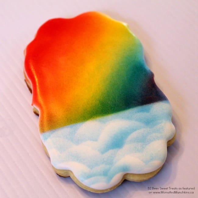 Rainbow Cookie Tutorial