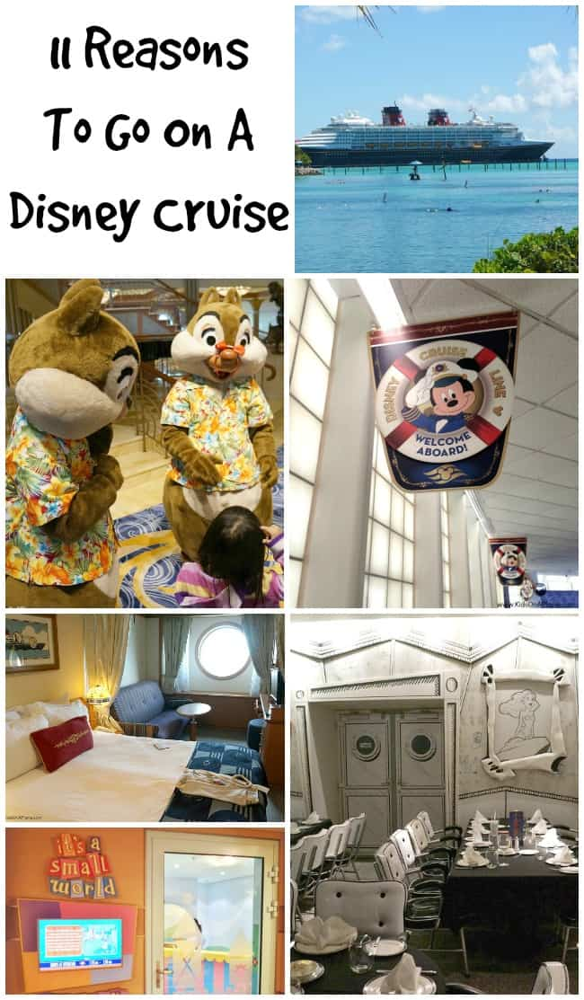Reasons To Go On A Disney Cruise