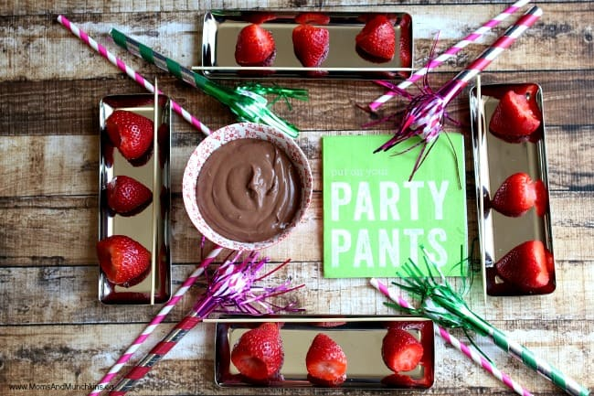 Chocolate Raspberry Dip Activia Challenge Results