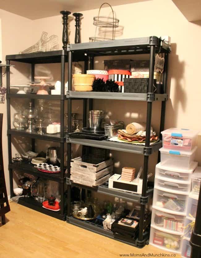 Craft Room Renovations