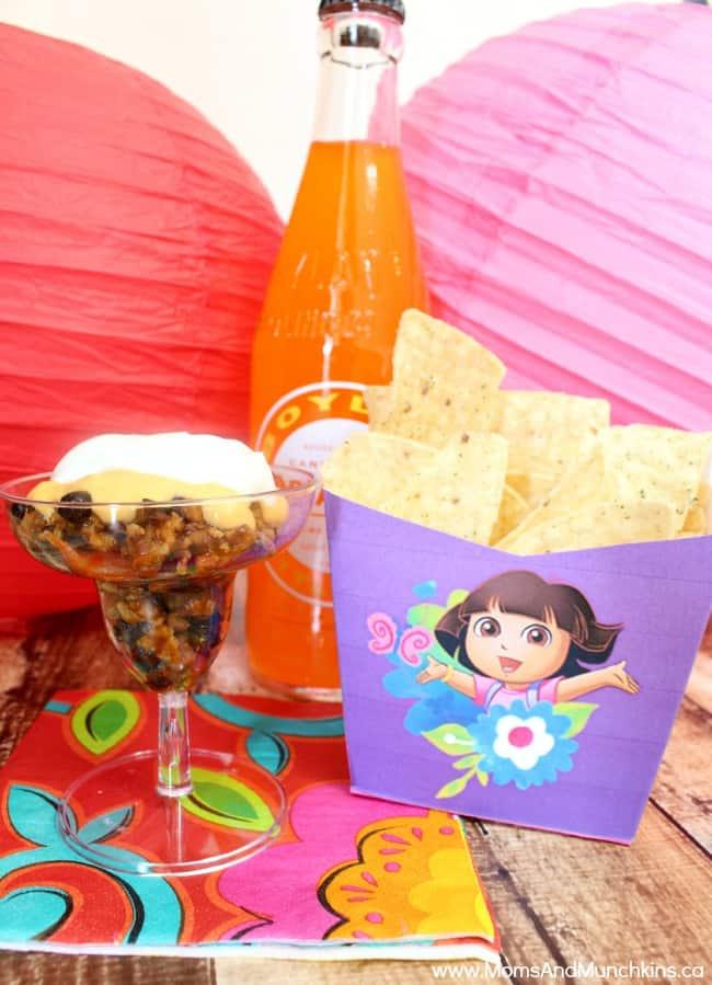 Dora Cinco de Mayo Lunch