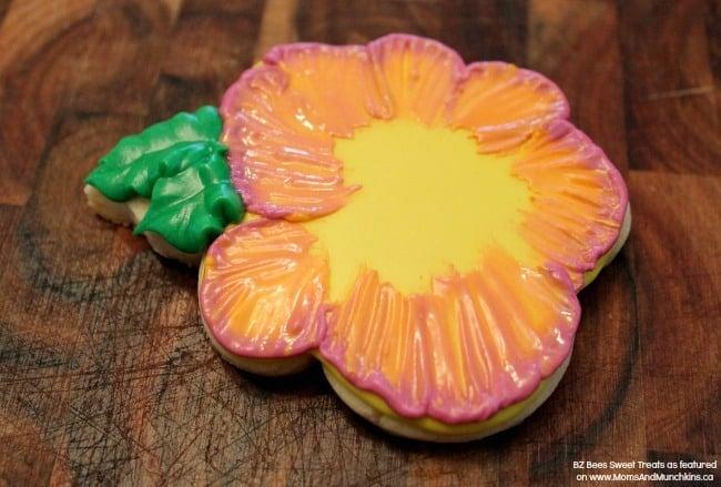 Floral Cookie Bouquet