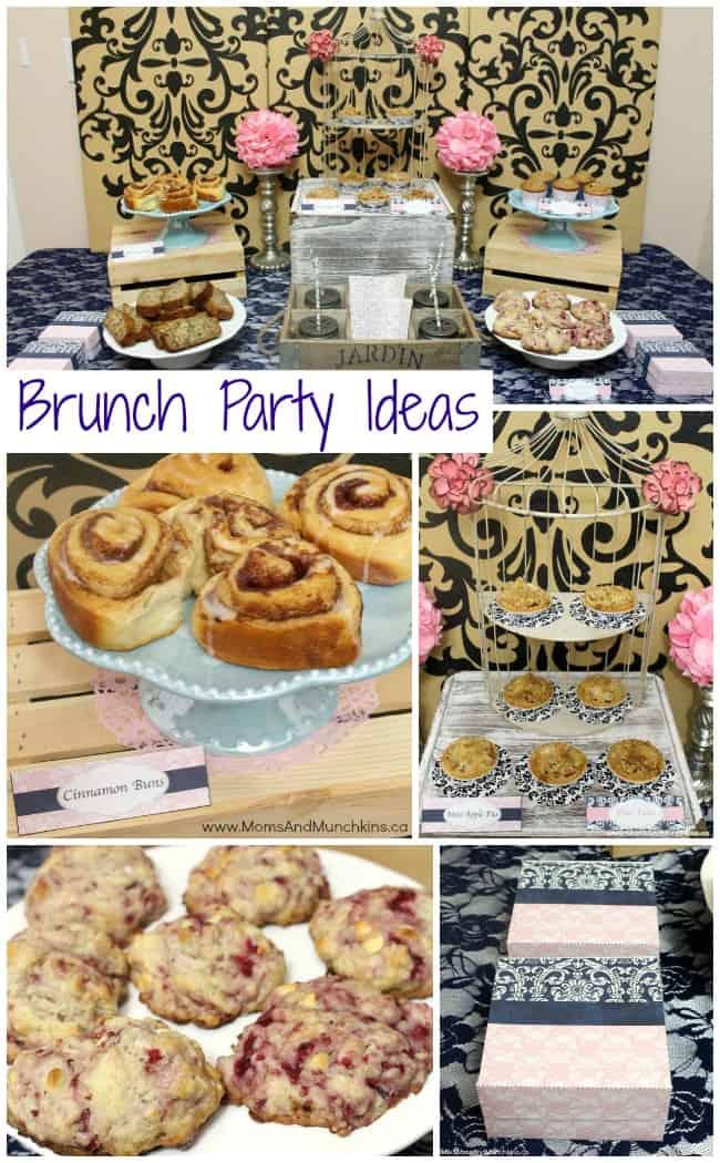 Brunch Party Ideas