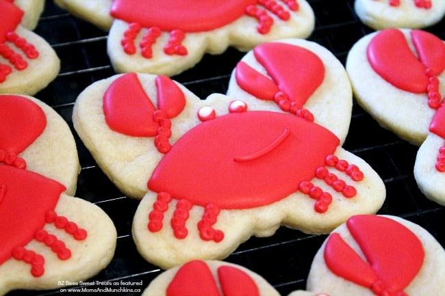 Crab Cookies