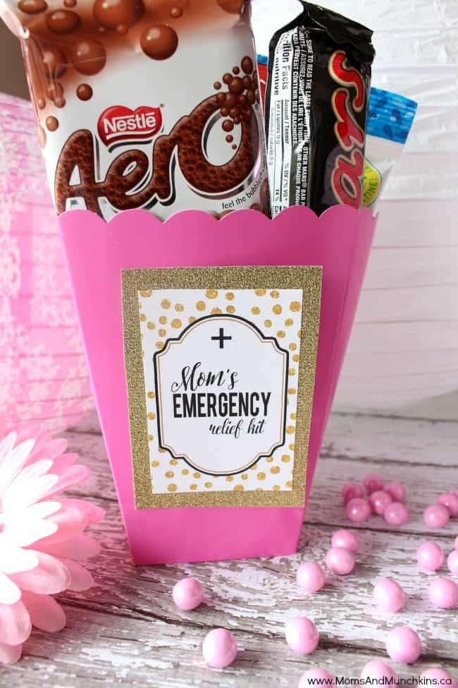 Mom's Emergency Relief Kit