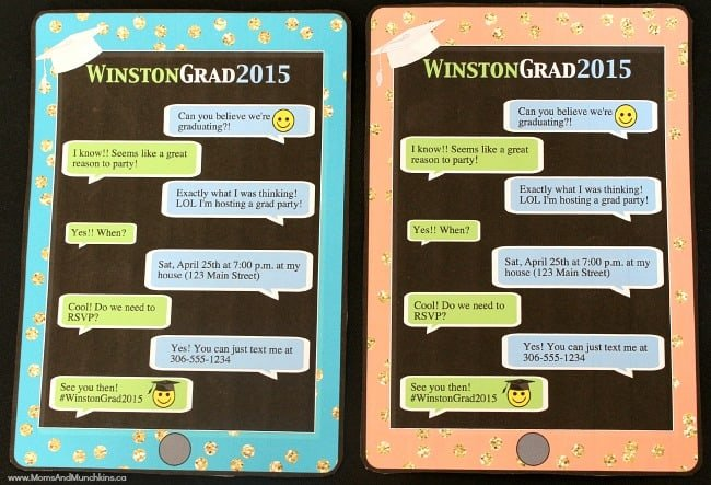 Customizable Invitations is awesome invitations ideas