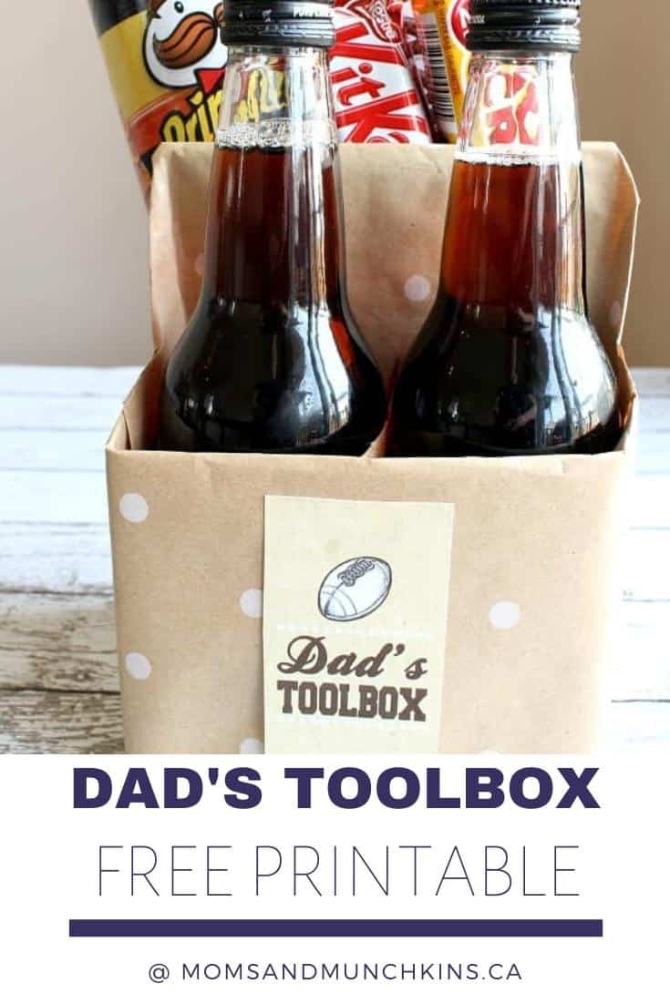 Free Father's Day Printable - ToolBox