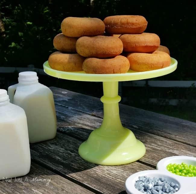 Doughnut Decorating Party