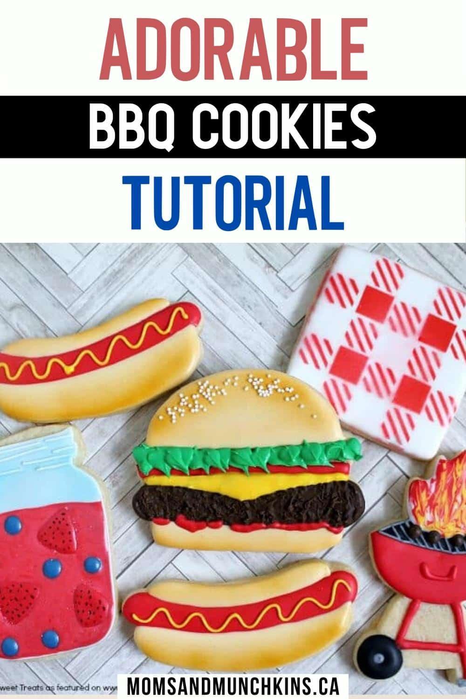BBQ Cookies Tutorial