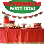 Watermelon Party Ideas