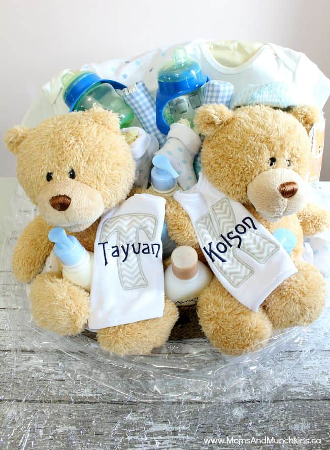 Baby Gift For Twins : Baby gift ideas for twins moms munchkins