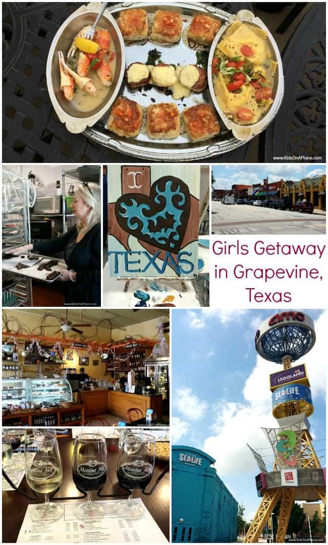 Grapevine Girls Getaway