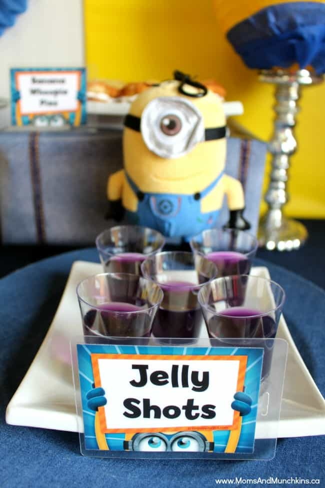 Minions Party