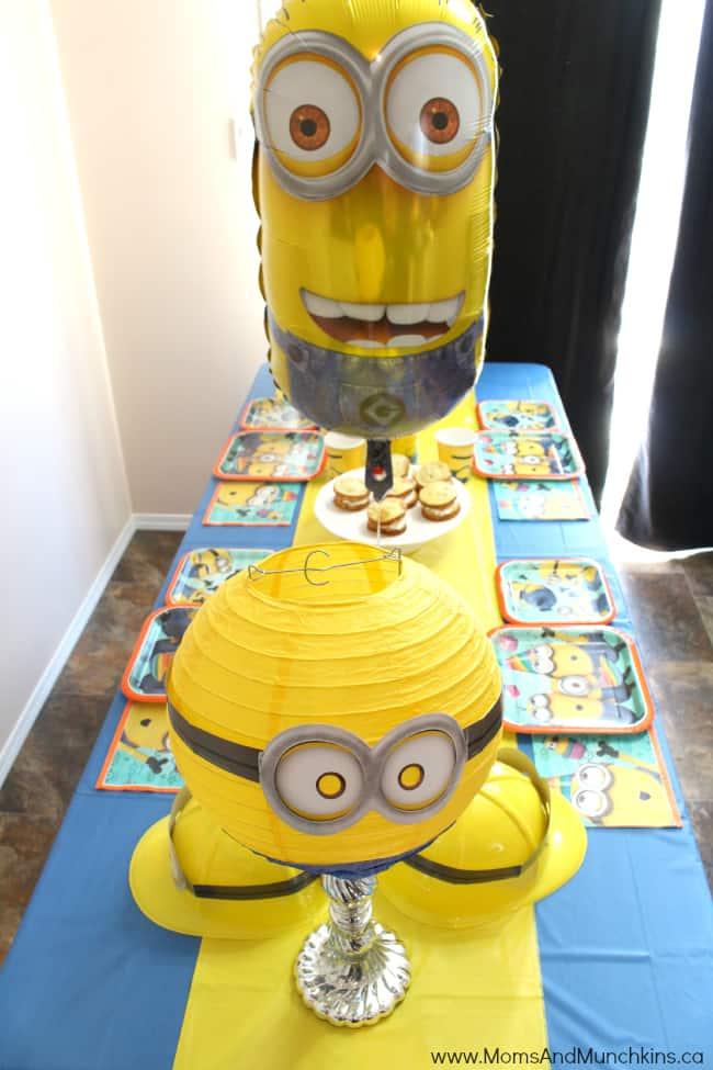 Homemade Minion Birthday Cake Ideas