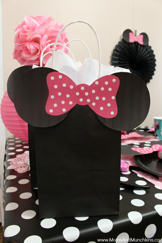 Minnie Birthday Party