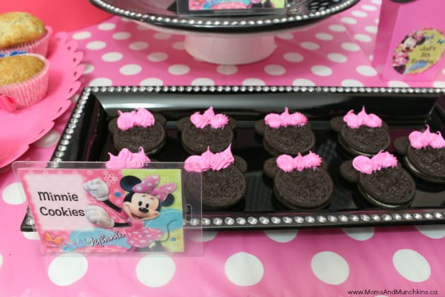 Minnie Party Ideas