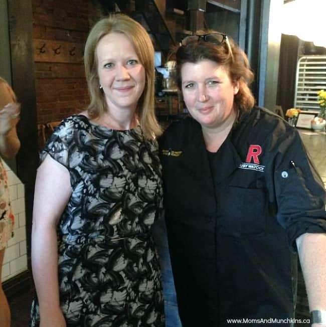 Chef Lynn Crawford Ruby Watchco