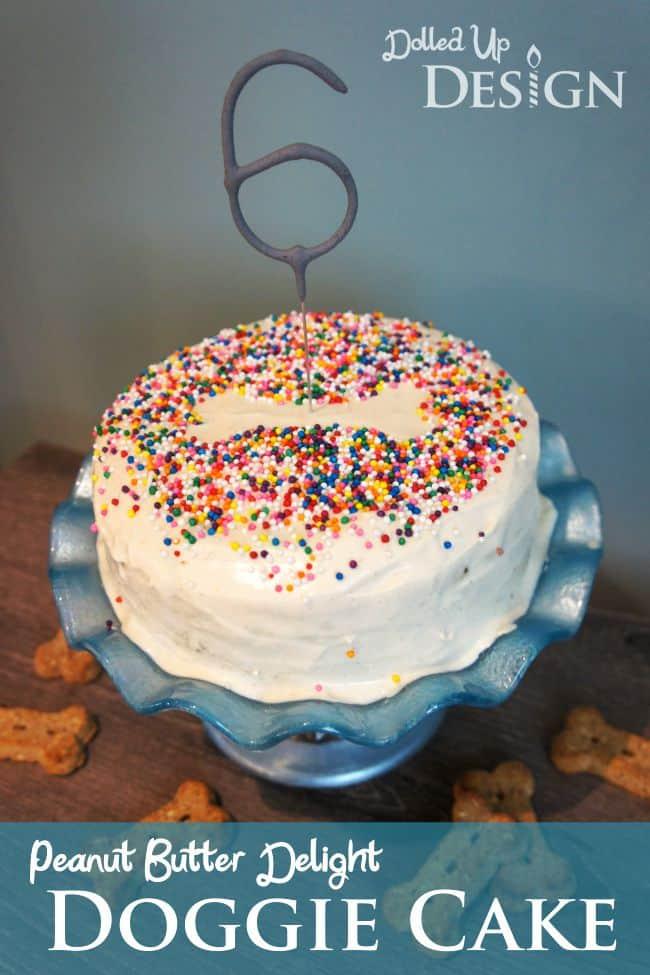 Organic Dog Cake Recipes