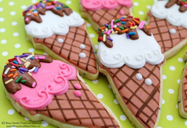 How To Make Ice Cream Cookies
