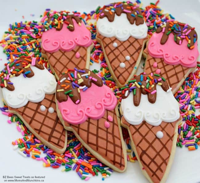 How To Make Ice Cream Cookies