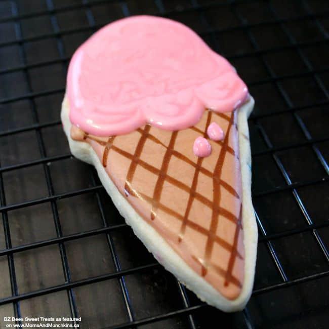 Ice Cream Cookies Tutorial