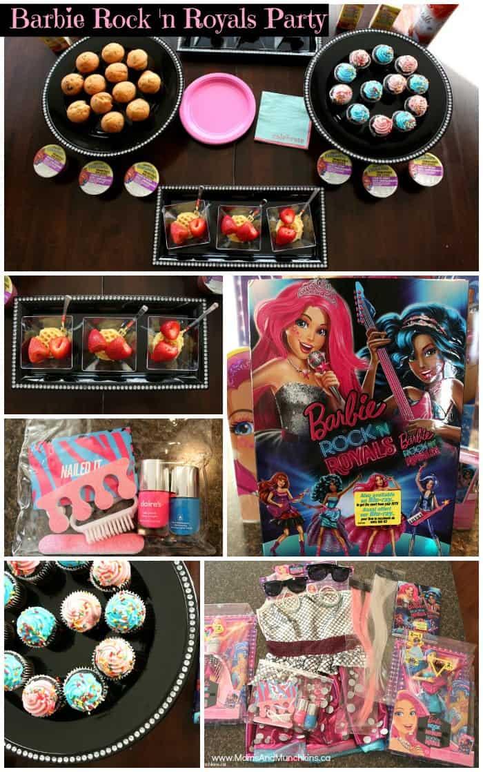 Barbie Rock 'n Royals