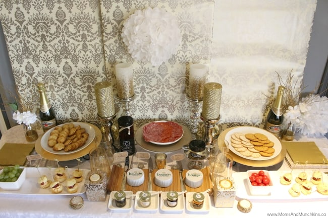 Irresistible Appetizer Bar Ideas