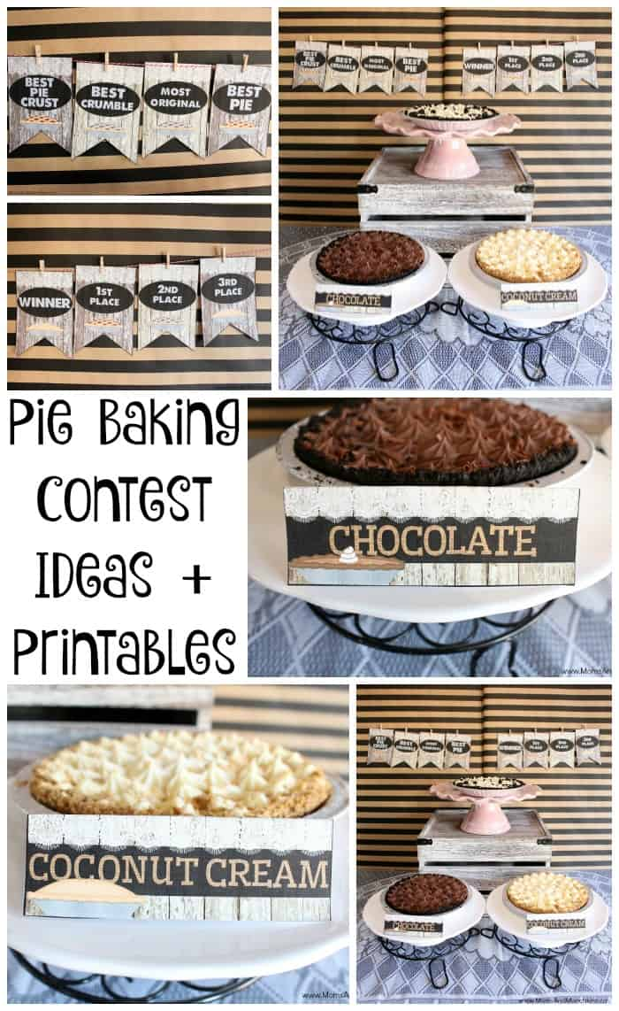 baking competitions
