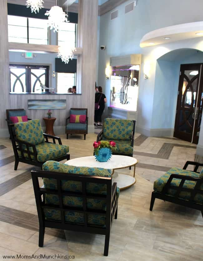 Oasis Clubhouse in Champions Gate Resort