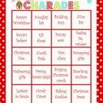 Elf Charades