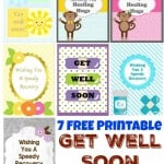 Free Printable Get Well Soon Cards