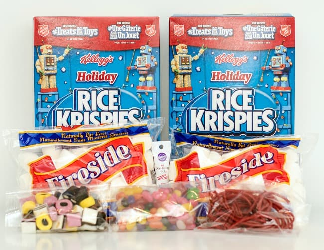 Treats For Toys Prize Pack