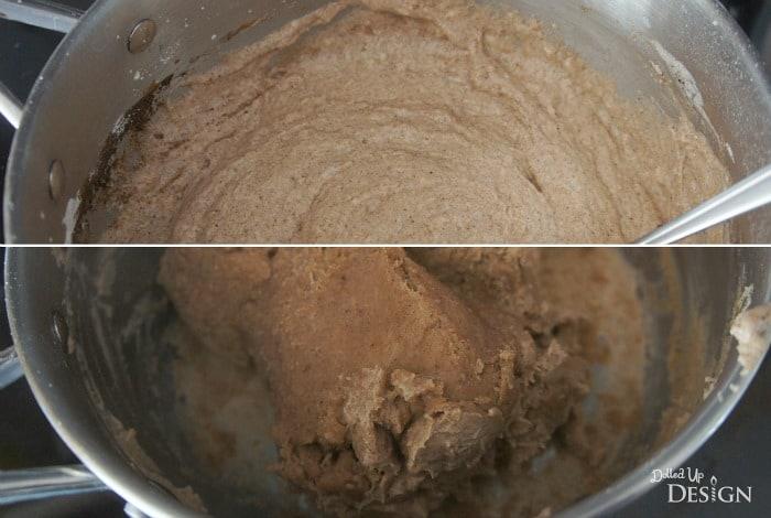 Gingerbread Play Dough Recipe