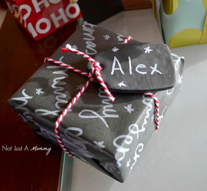 Polymer Clay Gift Tags