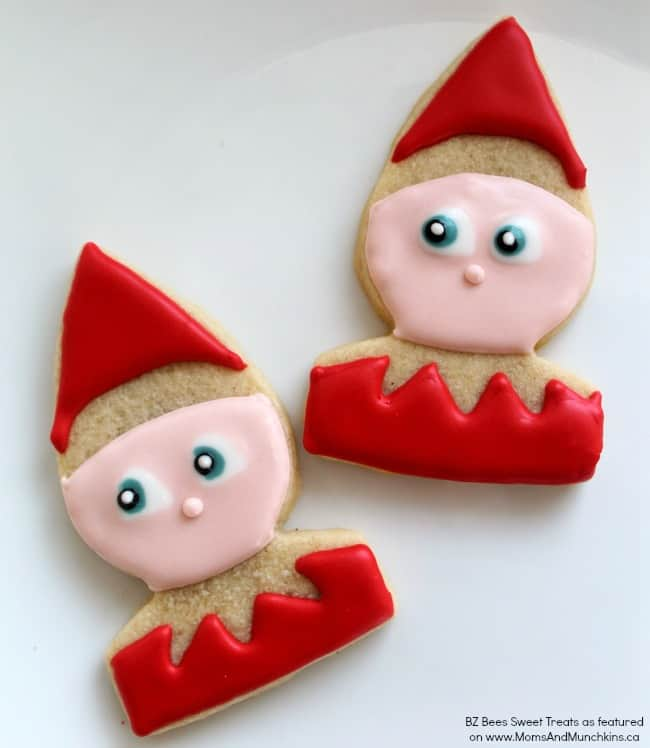 Elf Cookies Tutorial