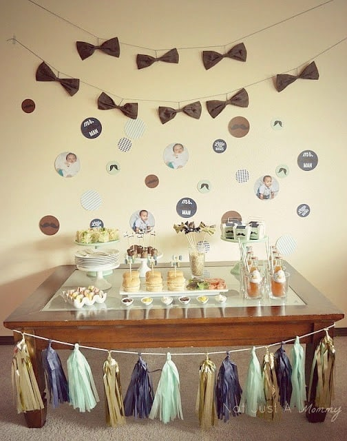 Fun Themes For A First Birthday