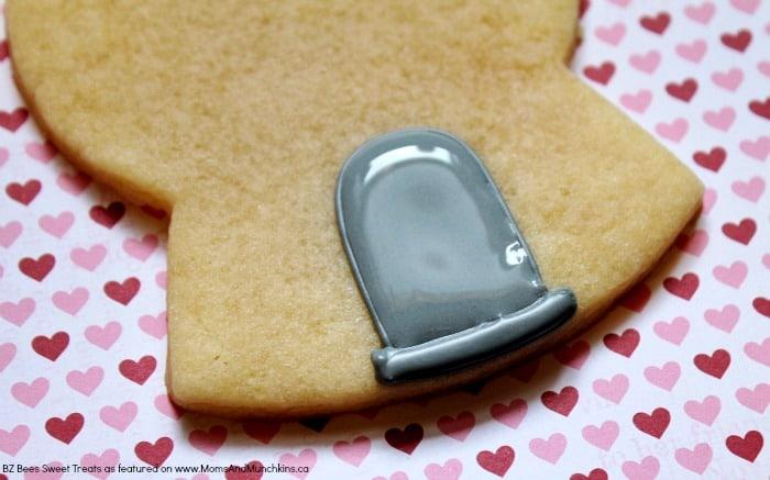 I Chews You Valentine Cookies