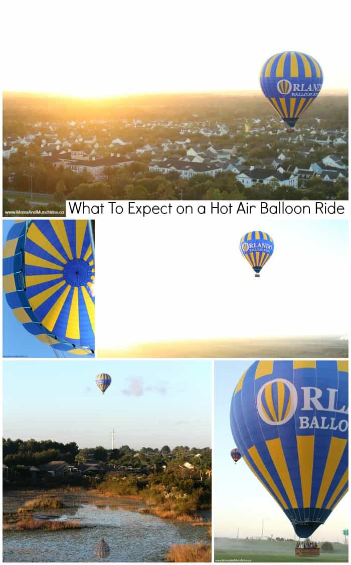 Hot Air Balloon Ride Tips