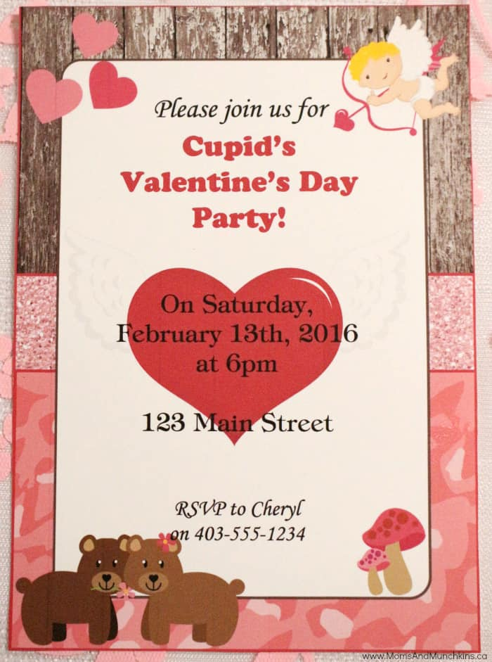Cupid's Valentine's Day Party