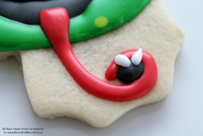 Frog Cookie Decorating