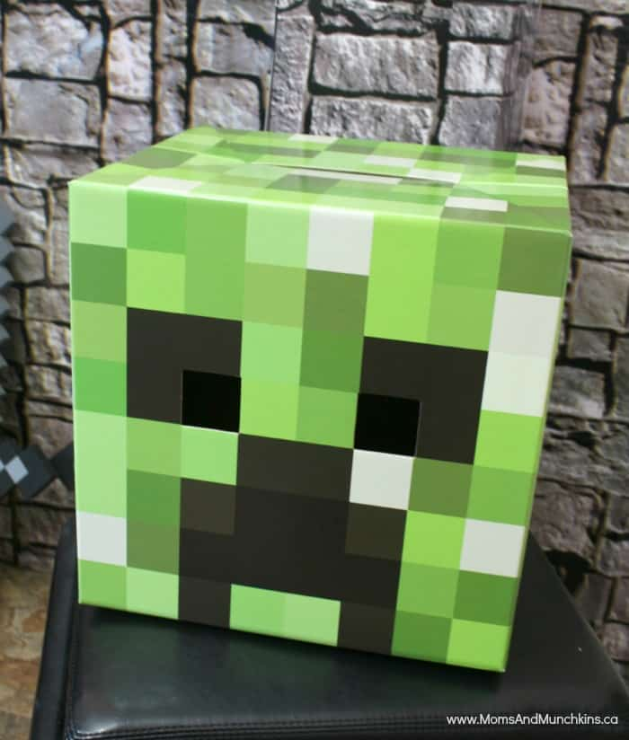 Minecraft Photo Booth