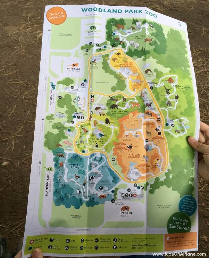 Woodland Park Zoo Seattle WA - Moms U0026 Munchkins
