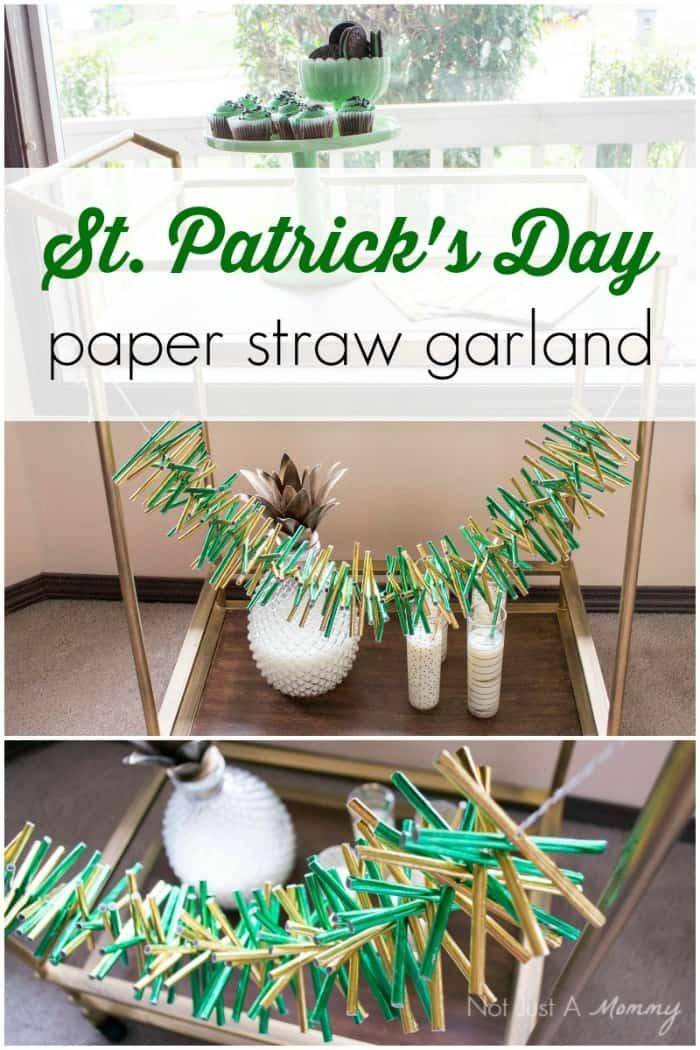 Straw Garland