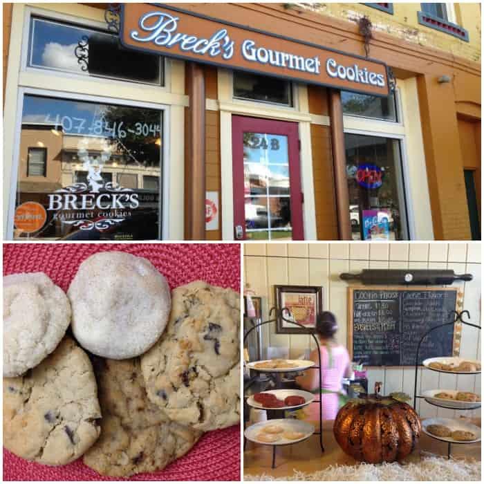 Breck's Gourmet Cookies