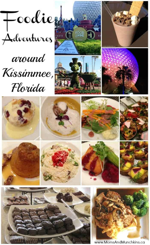 Kissimmee Foodie Adventures