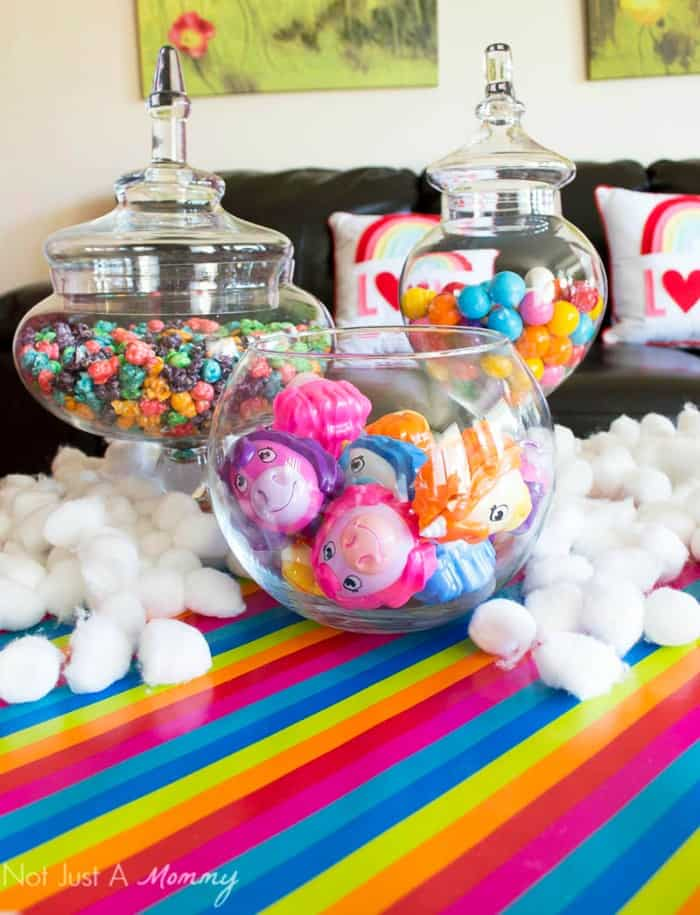 Rainbow Unicorn Party Ideas Moms amp Munchkins