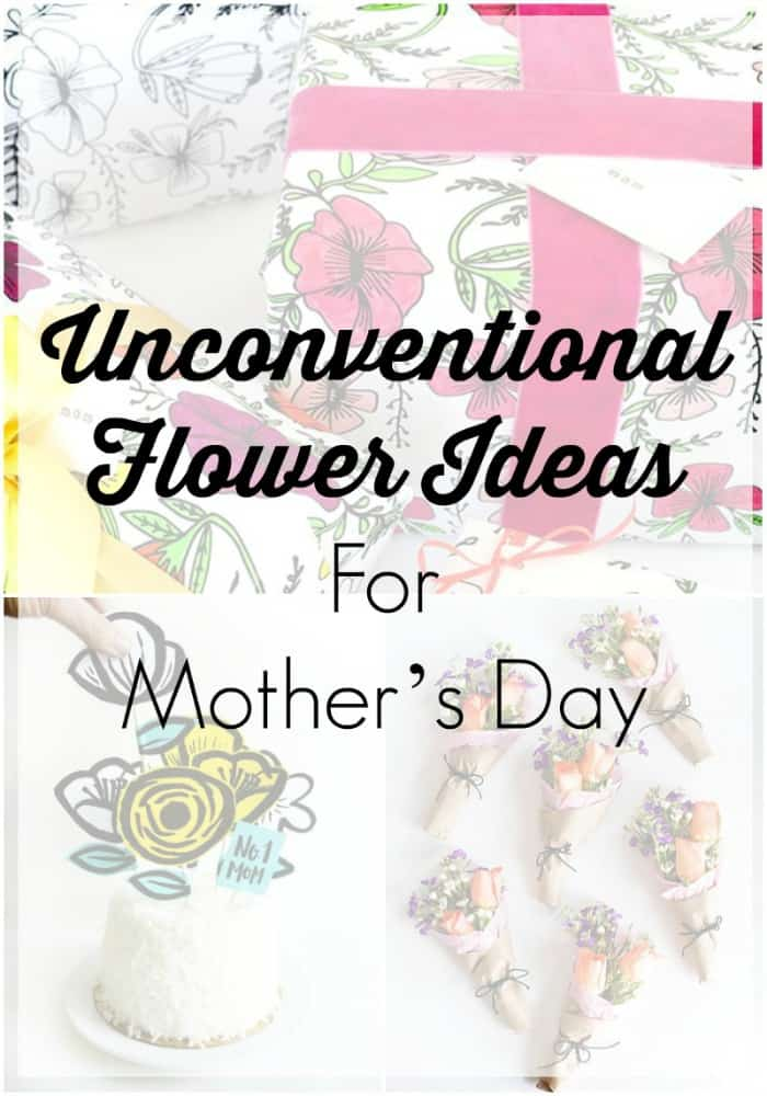 Flower Ideas Outside The Box For Mother's Day