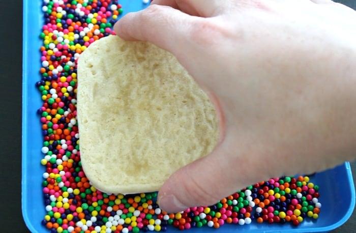 Icing Tattoo Cookies