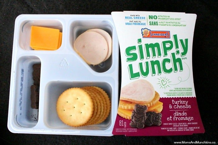 Schneiders Simply Lunch